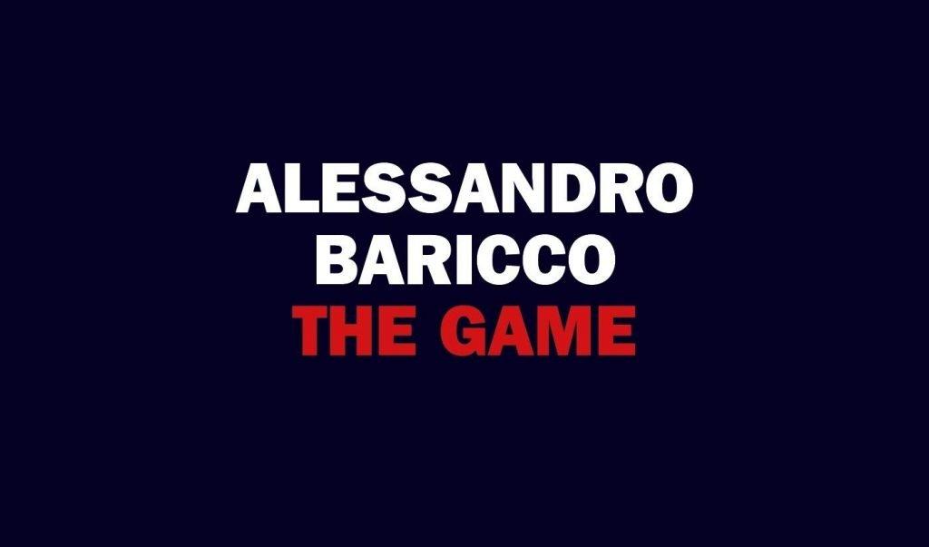 Baricco - The Game